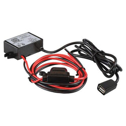 RAM GDS® 8V-40V DC to 5V-9V DC Step Down Charger w/ Female USB Connector (RAM-GDS-CHARGE-V6U)
