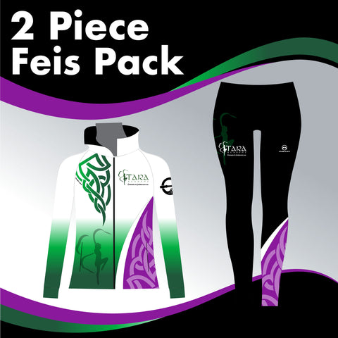 TARA ACADEMY 2 GARMENT IRISH DANCE PACK