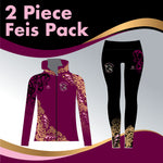 CAULFIELD 2 GARMENT IRISH DANCE PACK