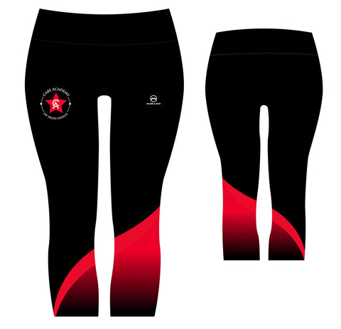 Cabe Academy 3/4 length Capri leggings