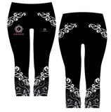 Sarah Clogher 3/4 length Capri leggings