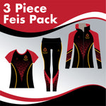 Scoil Rince Seavers 3 GARMENT IRISH DANCE PACK