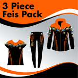 Kiely-Walsh Academy 3 GARMENT IRISH DANCE PACK