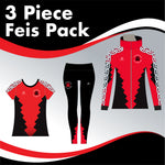 CRESHAM 3 GARMENT IRISH DANCE PACK