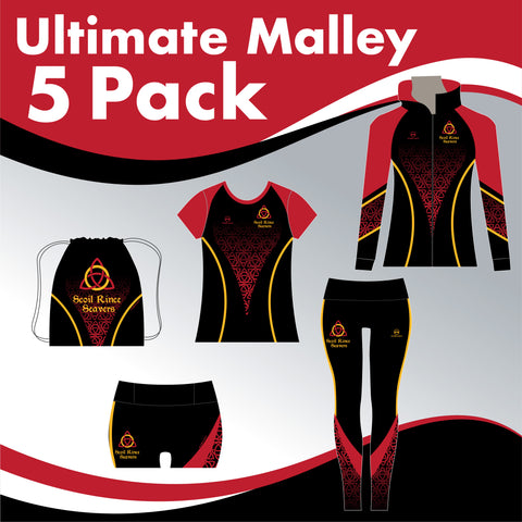 Scoil Rince Seavers 5 GARMENT ULTIMATE IRISH DANCE PACK