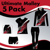 Godfrey Academy 5 GARMENT ULTIMATE IRISH DANCE PACK