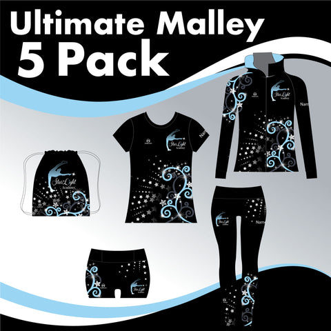 STARLIGHT 5 GARMENT ULTIMATE IRISH DANCE PACK