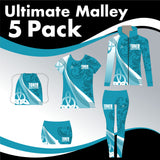 Toner Academy 5 GARMENT ULTIMATE IRISH DANCE PACK