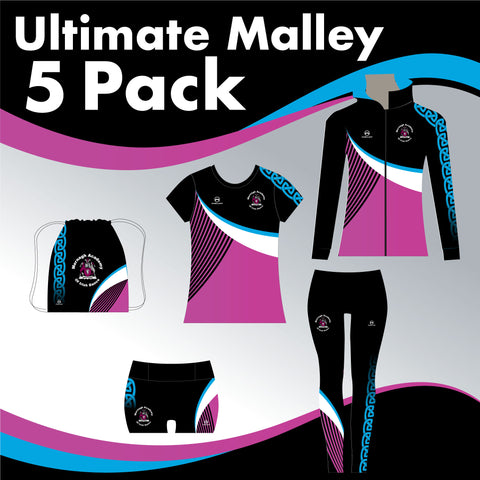 MERNAGH 5 GARMENT ULTIMATE IRISH DANCE PACK