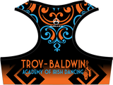 TROY-BALDWIN ACADEMY Crop top