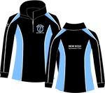 NEW ROSS GYMNASTICS CLUB Half Zip Tracksuit top
