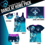 Fiona Gallagher School DANCE AT HOME PACK