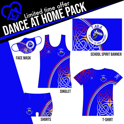 Tara Academy DANCE AT HOME PACK
