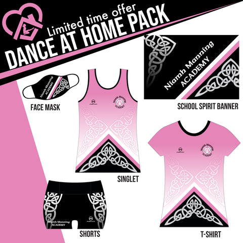 Niamh Manning Academy DANCE AT HOME PACK