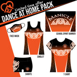 Manicle School DANCE AT HOME PACK