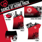Murphy Gray Academy DANCE AT HOME PACK