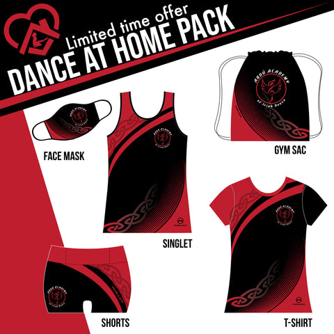 Ardú Academy DANCE AT HOME PACK