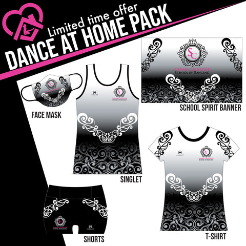 DANCE AT HOME PACK