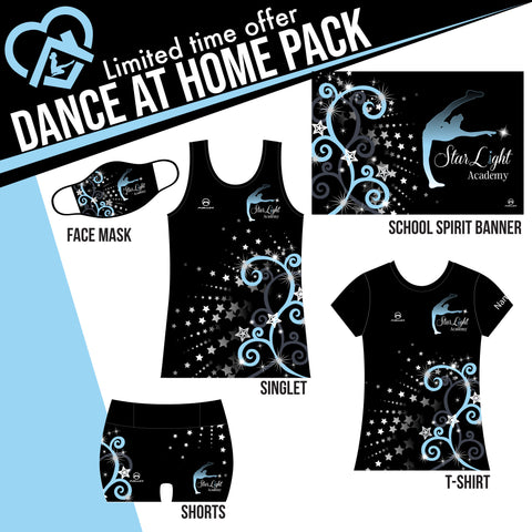 STARLIGHT DANCE AT HOME PACK