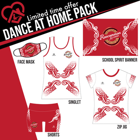 Roscommon Academy DANCE AT HOME PACK