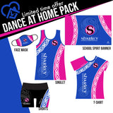 SHARKEY DANCE AT HOME PACK