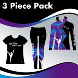3 GARMENT DANCE PACK