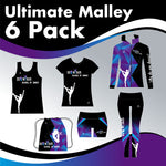 6 GARMENT ULTIMATE DANCE PACK