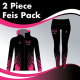 FEELY BATES 2 GARMENT DANCE PACK