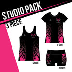 FEELY BATES STUDIO PACK 3 PIECE