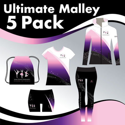 5 GARMENT ULTIMATE DANCE PACK