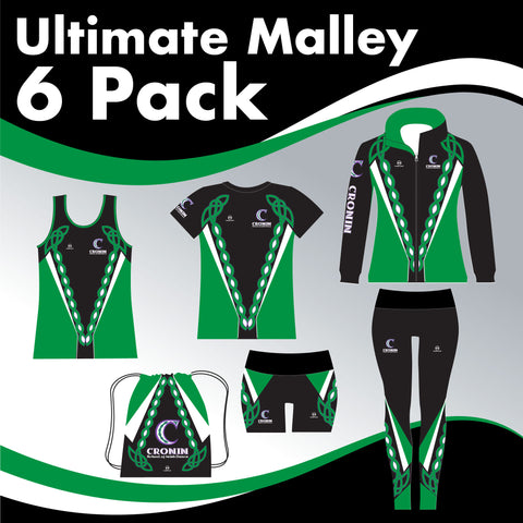 CRONIN 6 GARMENT ULTIMATE IRISH DANCE PACK