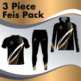 The John Lonergan Academy MALE 3 GARMENT IRISH DANCE PACK