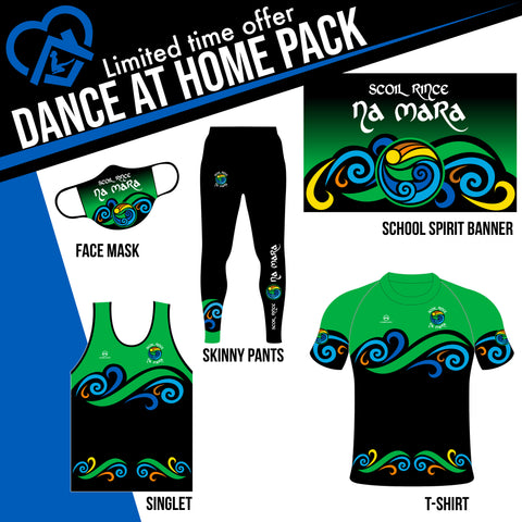 Scoil Rince Na Mara MALE DANCE AT HOME PACK