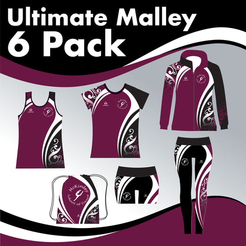 6 GARMENT ULTIMATE IRISH DANCE PACK