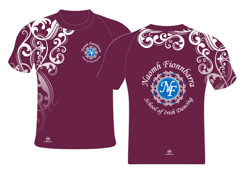Naomh Fionnbarra School Male T-shirt
