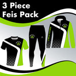 MALE 3 GARMENT IRISH DANCE PACK