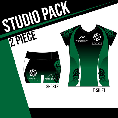 Moffatt School STUDIO PACK 2 PIECE