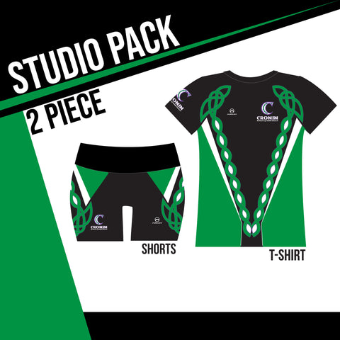 CRONIN STUDIO PACK 2 PIECE