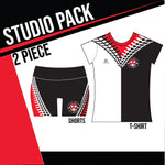 Scoil Rince Ui Bhriain STUDIO PACK 2 PIECE