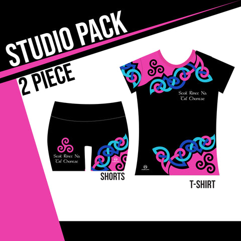 SCOIL RINCE NA TRI CHONTAE STUDIO PACK 2 PIECE