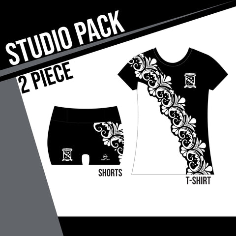 IRISH DANCE ACADEMY STUDIO PACK 2 PIECE