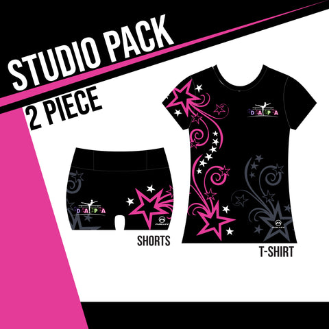 DAPA STUDIO PACK 2 PIECE