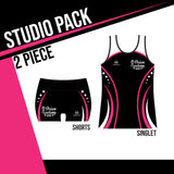 O'Brien Academy STUDIO PACK 2 PIECE