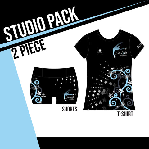 STARLIGHT STUDIO PACK 2 PIECE
