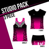 Claddagh School STUDIO PACK 3 PIECE