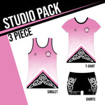 Niamh Manning Academy STUDIO PACK 3 PIECE
