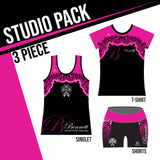 Bennett School STUDIO PACK 3 PIECE