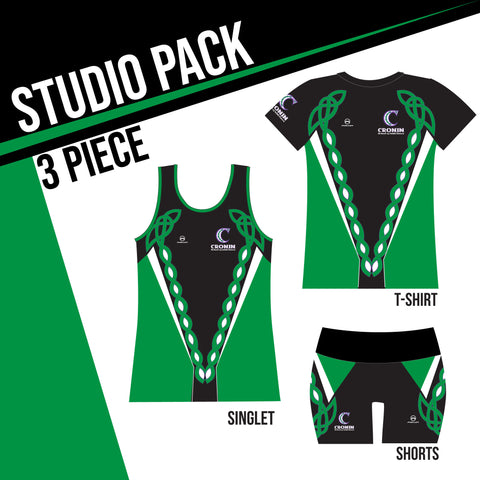 CRONIN STUDIO PACK 3 PIECE
