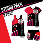 STEPHANIE POWER STUDIO PACK 3 PIECE