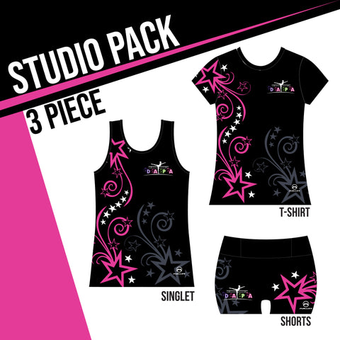 DAPA STUDIO PACK 3 PIECE